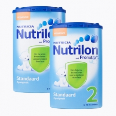 荷兰原装 Nutrilon 牛栏奶粉2段 850g(6~10个月) 850g