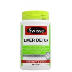 限时团购 Swisse Liver Detox 奶蓟草护肝片 120片 120片/瓶