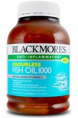 Blackmores 无腥味鱼油400粒 400粒/瓶