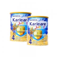 新西兰可瑞康Karicare进口婴幼儿营养奶粉4段保税直邮2罐包邮 900g *2