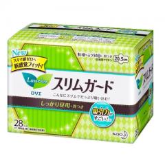 日本花王乐而雅(Laurier)日用护翼型卫生巾(20.5cm*28片)