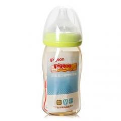 【保税仓直邮】日本进口Pigeon 贝亲 宽口径PPSU奶瓶 240ml 宝宝奶瓶绿色 黄色 绿色2