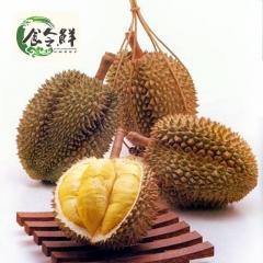 【食令鲜】泰国金枕榴莲9-10斤包邮(仅限广东省内发货)