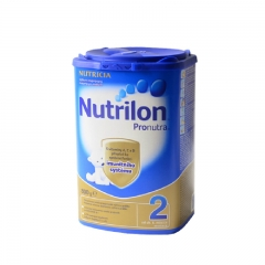 Nutrilon/诺优能德国牛栏奶粉2段 800g 6-12个月 德国进口 奶粉包邮 牛栏包邮 80